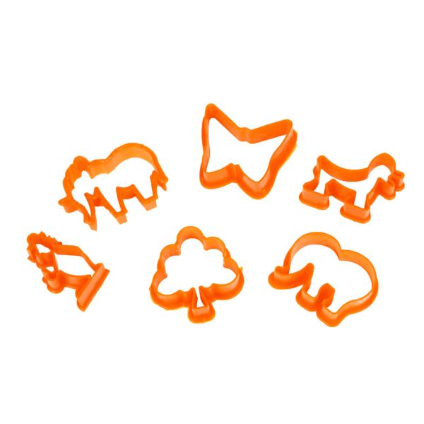 黏土模具 動物森林組