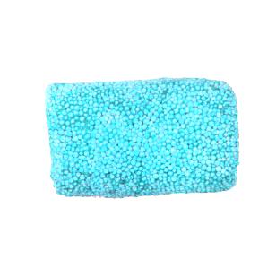 泡泡土170g淺藍色