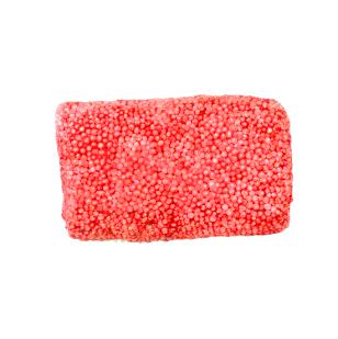 泡泡土170g紅色