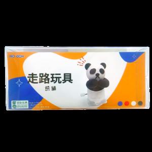 熊貓角色輕土組合