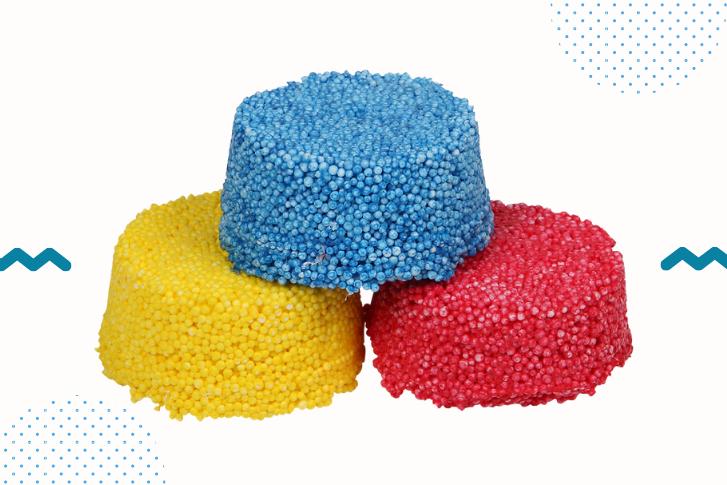 泡泡土-顆粒黏土-特色介紹