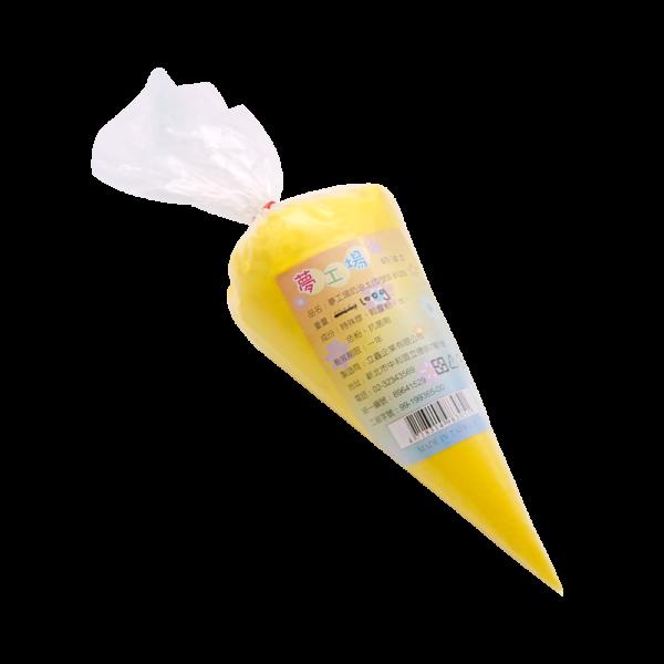 夢工場奶油土100G(黃)