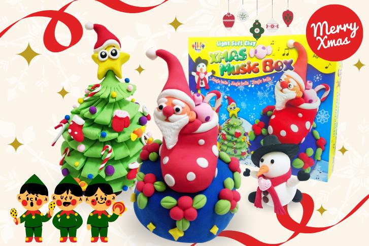 聖誕禮盒-DIY組合