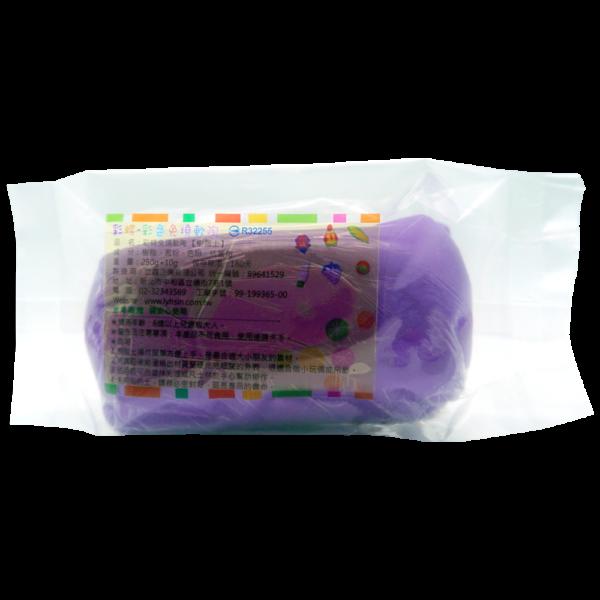 樹脂土 250G (紫)