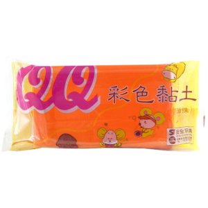 QQ彩色油土(橘)