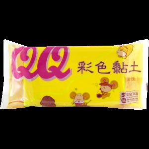 QQ彩色油土(黃)