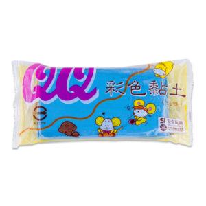 QQ彩色油土(淺藍)