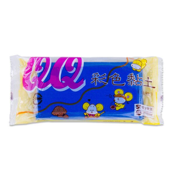 QQ彩色油土(藍)