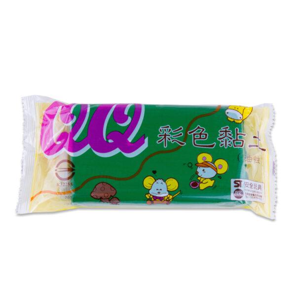 QQ彩色油土(綠)