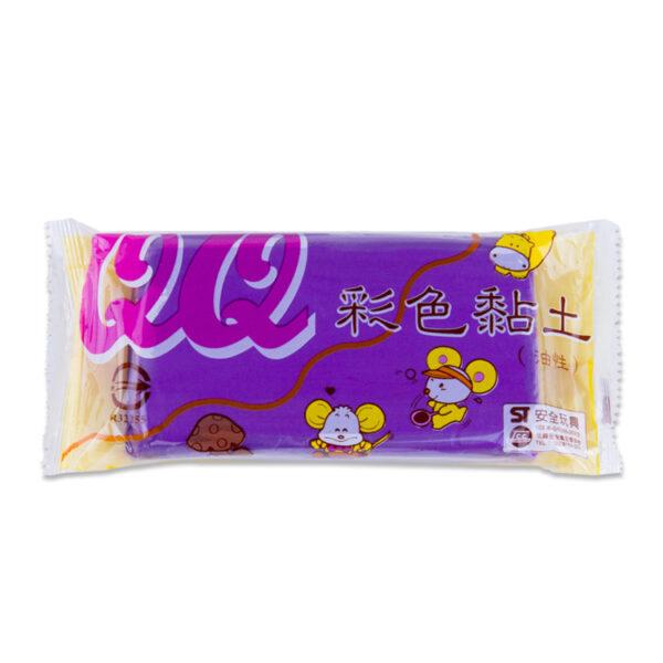 QQ彩色油土(紫)