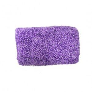 泡泡土 170G(紫)