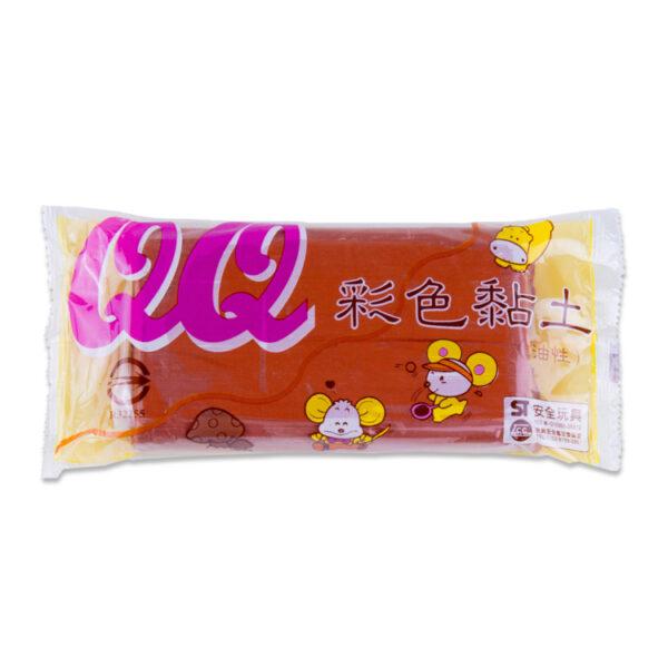 QQ彩色油土(咖)