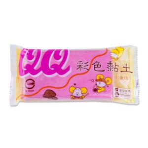 QQ彩色油土(粉)